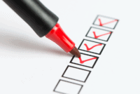 an image of a business year-end checklist